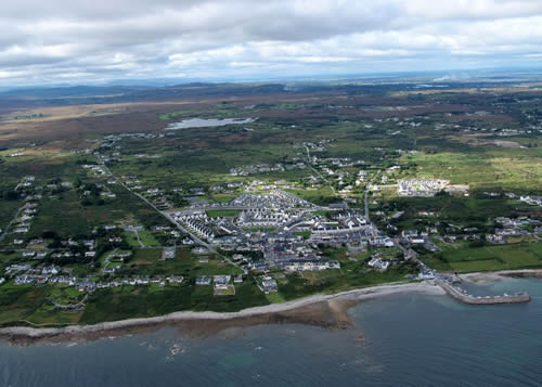 Aerial Photo Galway 8