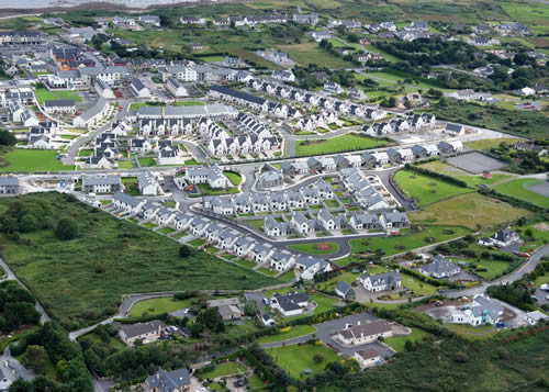 Aerial Photo Galway 9