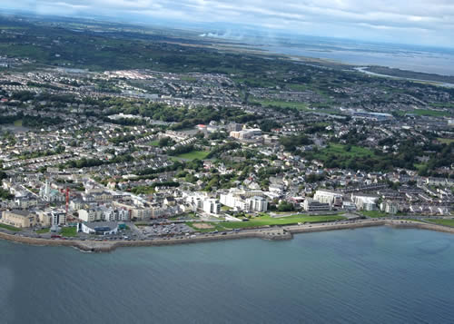 Aerial Photo Galway 10