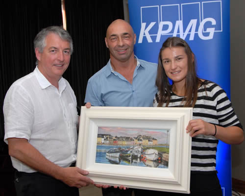 Katie Taylor in association with KPMG