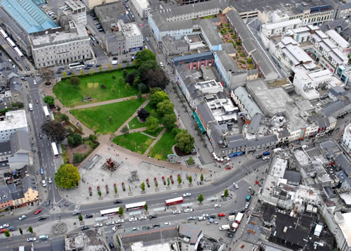 Aerial Photo Galway 1