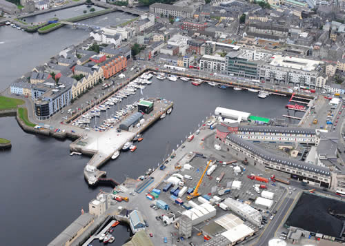 Aerial Photo Galway 4
