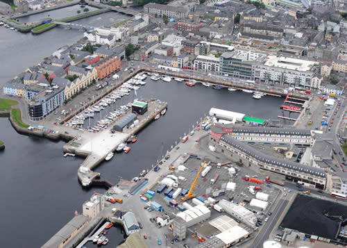 Aerial Photo Galway 5