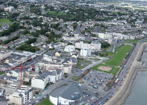 Aerial Photo Galway 7